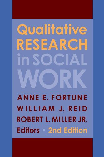 Qualitative Research in Social Work (Paperback)