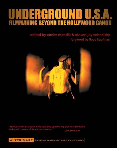 Underground U.S.A.: Filmmaking Beyond the Hollywood Canon (Paperback)
