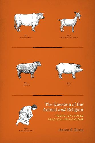 The Question of the Animal and Religion: Theoretical Stakes, Practical Implications (Paperback)