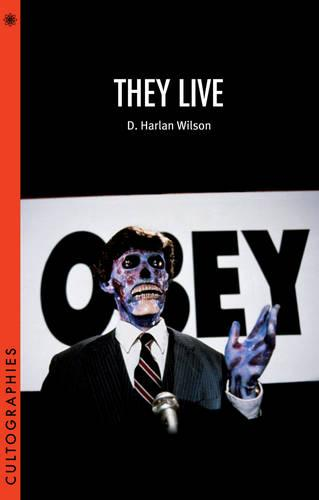 They Live - Cultographies (Paperback)