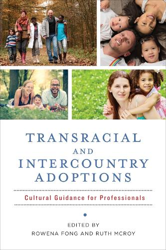 Transracial and Intercountry Adoptions: Cultural Guidance for Professionals (Hardback)