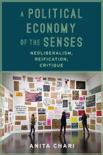 A Political Economy of the Senses: Neoliberalism, Reification, Critique - New Directions in Critical Theory 2 (Hardback)