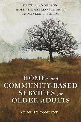 Home- and Community-Based Services for Older Adults: Aging in Context (Paperback)