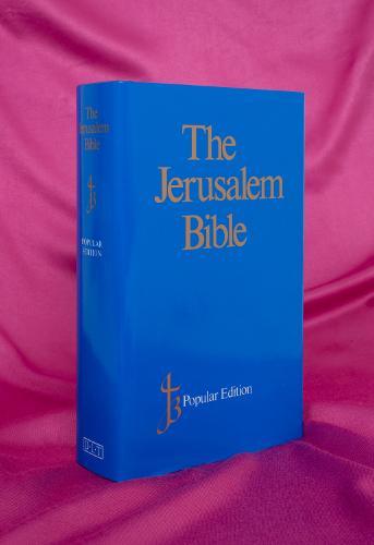 JB Popular Cased Bible - Jerusalem Bible (Hardback)