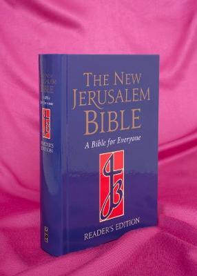 NJB Reader's Edition Cased Bible - New Jerusalem Bible (Hardback)