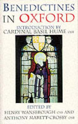 Benedictines in Oxford (Paperback)