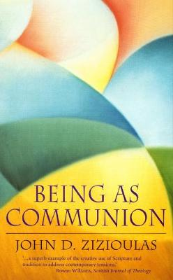 Being as Communion (Paperback)