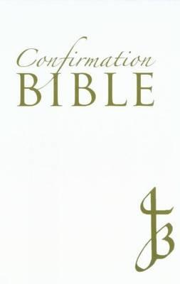 New Jerusalem Bible: NJB White Leather Confirmation Bible - NJB Bible (Leather / fine binding)