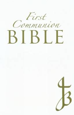 The New Jerusalem Bible: NJB White Leather Communion Bible - NJB Bible (Leather / fine binding)