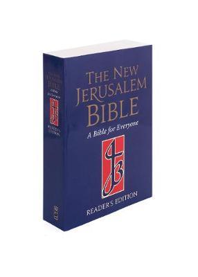 NJB Reader's Edition Paperback Bible - New Jerusalem Bible (Paperback)