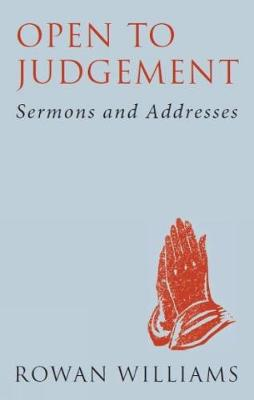 Open to Judgement (new edition): Sermons and Addresses (Paperback)