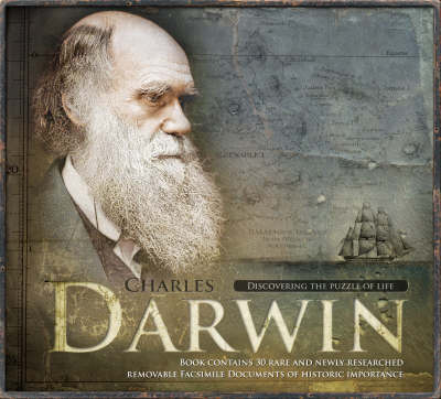Darwin: The Story of the Man and His Theories of Evolution (Hardback)