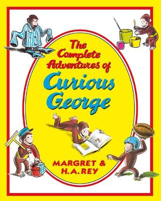 The Complete Adventures of Curious George (Hardback)