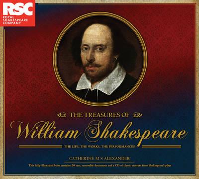 Shakespeare, Treasures of William (Hardback)