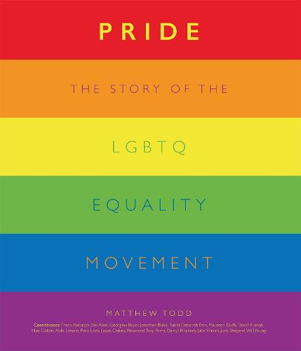 Pride - A Very Special Evening with Matthew Todd and Rowan Ellis