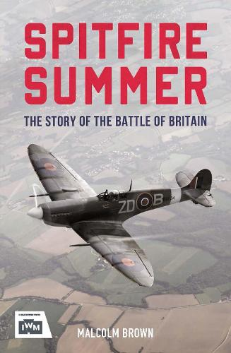 Spitfire Summer: The Story of the Battle of Britain (Paperback)