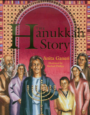 Hanukkah Story - Festival Stories S. (Big book)