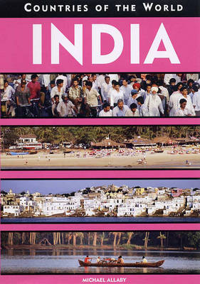India - Countries of the World (Hardback)