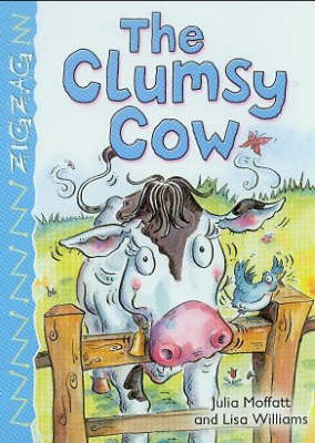 The Clumsy Cow - Zigzag (Paperback)