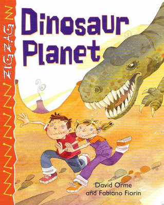 Dinosaur Planet - Zigzag (Paperback)
