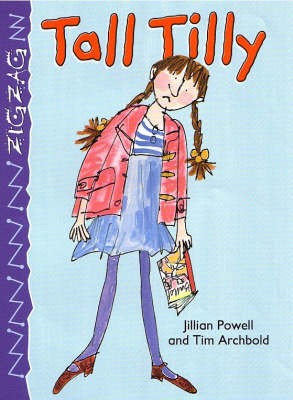 Tall Tilly - Zigzag (Paperback)