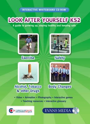 Look After Yourself KS2: CD-ROM & Single User Licence - Look After Yourself S.