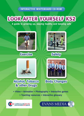 Look After Yourself KS2: CD-ROM & School Library Services Lending Licence - Look After Yourself S.