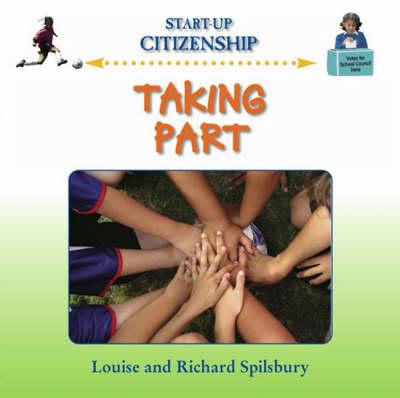 Taking Part - Start-Up Citizenship S. (Hardback)