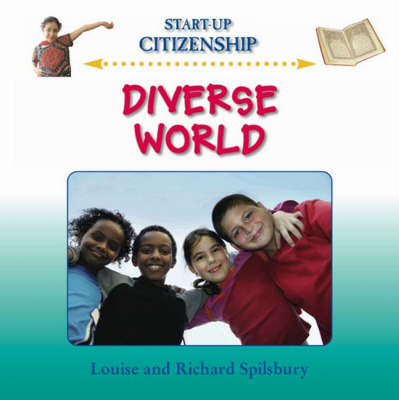 A Diverse World - Start-Up Citizenship S. (Hardback)