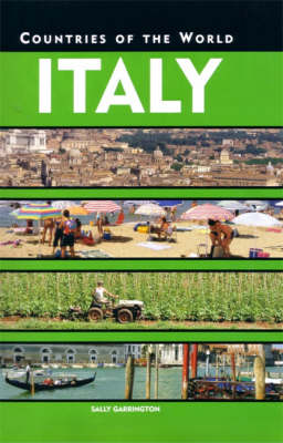 Italy - Countries of the World (Hardback)