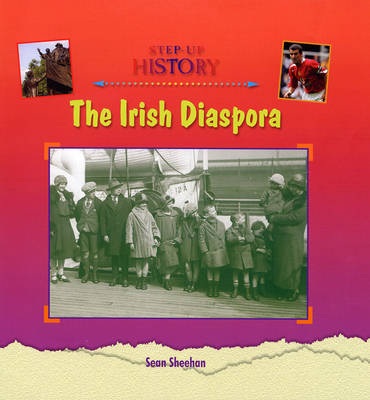 The Diaspora - Step-up History (Hardback)