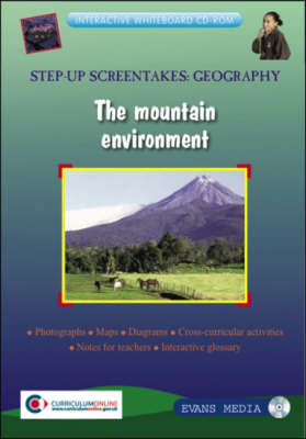 The Mountain Environment - Screentakes - Step-up Geography (CD-ROM)