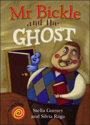 Mr Bickle and the Ghost - Twisters (Paperback)