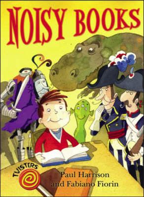 Noisy Books - Twisters (Paperback)
