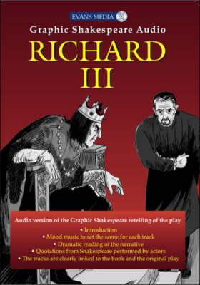 Richard III - Graphic Shakespeare Audio Edition (CD-Audio)