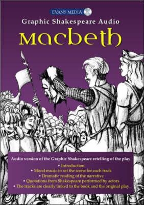 Macbeth - Graphic Shakespeare Audio Edition (CD-Audio)