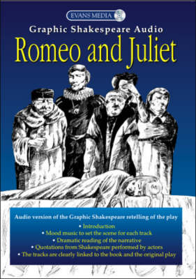 Romeo and Juliet - Graphic Shakespeare Audio Edition (CD-Audio)