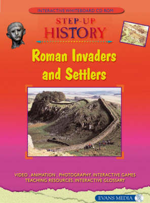 Roman Invaders and Settlers - Screentakes - Step-up History (CD-ROM)