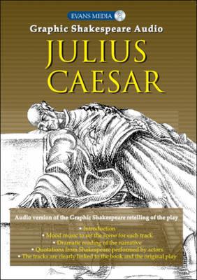 Julius Caesar - Graphic Shakespeare Audio Edition (CD-Audio)