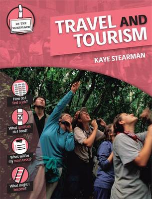Travel and Tourism - In the Workplace (Hardback)
