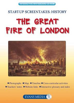 The Great Fire of London - Screentakes - Start-up History (CD-ROM)