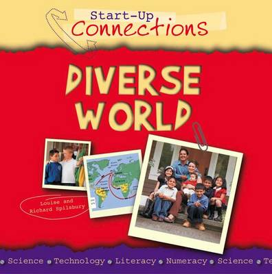 Diverse World - Start-up Connections (Paperback)