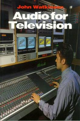 Audio for Television (Paperback)