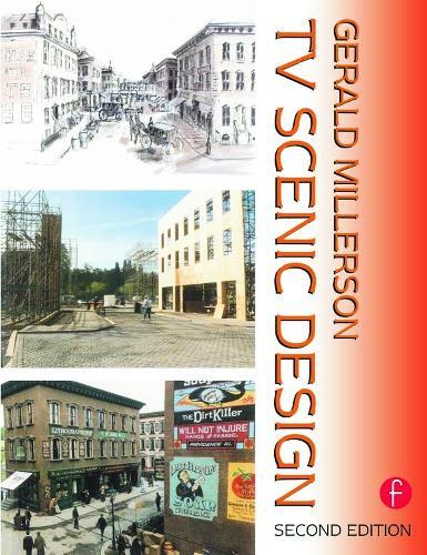TV Scenic Design (Paperback)