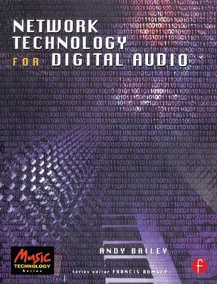 Network Technology for Digital Audio (Paperback)