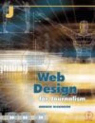 Web Design for Journalism (Paperback)