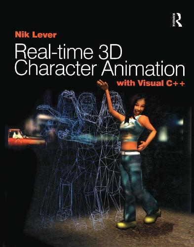 Real-time 3D Character Animation with Visual C++ (Paperback)