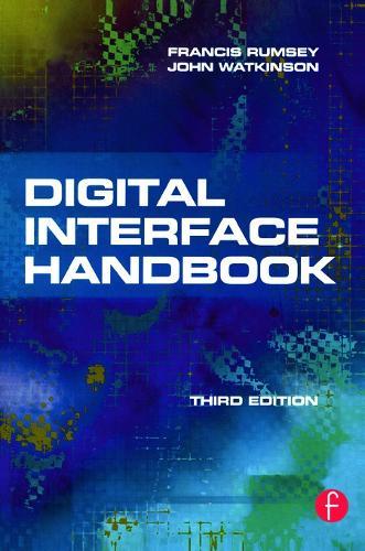 Digital Interface Handbook (Paperback)