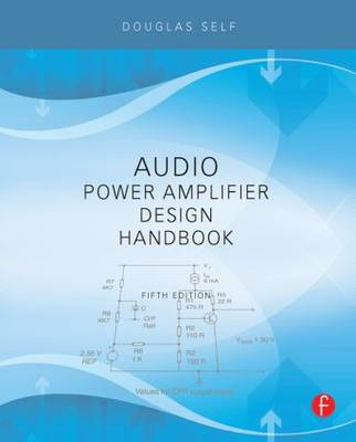 Audio Power Amplifier Design Handbook (Paperback)