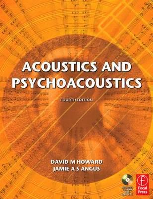 Acoustics and Psychoacoustics (Paperback)